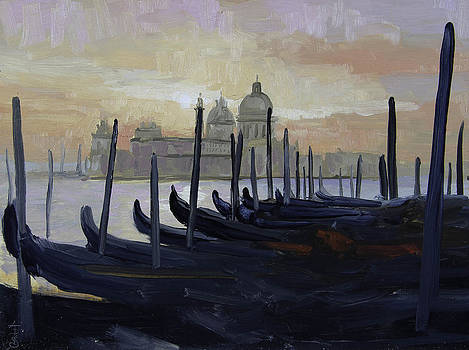 Dreams of Venice by Anthony Sell