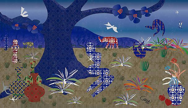 Dreamscape - Limited Edition  Of 30 by Gabriela Delgado