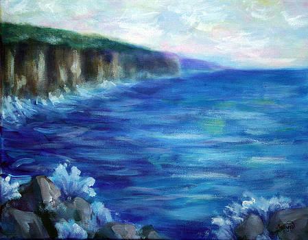 Dreamy Bluffs by Maryn Crawford