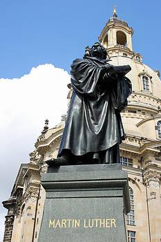 Dresden Martin Luther 04 by Vladimir Jovanovic