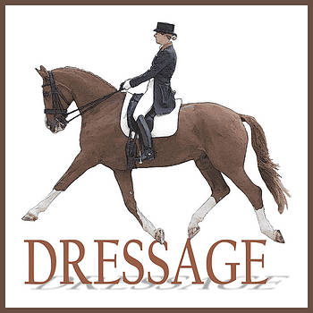 Dressage by CarolLMiller Photography