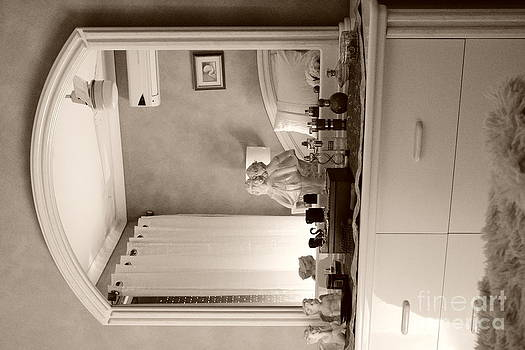 Dressing Mirror  by Bobby Mandal