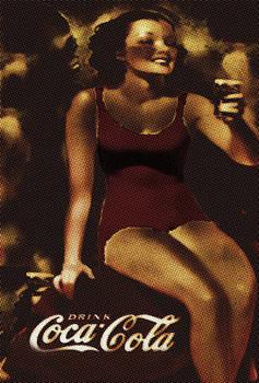 Kristie  Bonnewell - Drink Coca-Cola