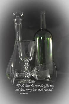 Judy Hall-Folde - Drink Freely