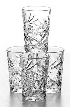 Drinking Glasses by Lonnie Paulson