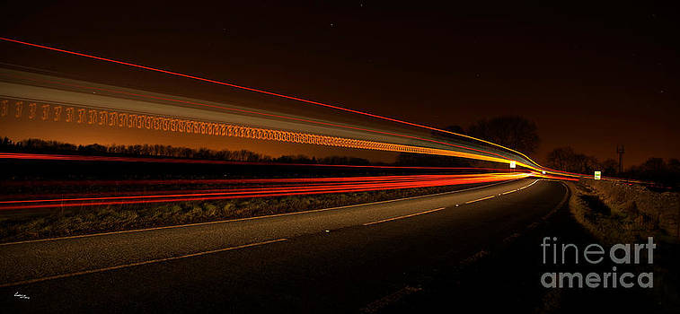 Drive By Night by T Lang
