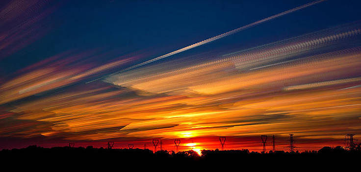 Drive By Sunset by Matt Molloy