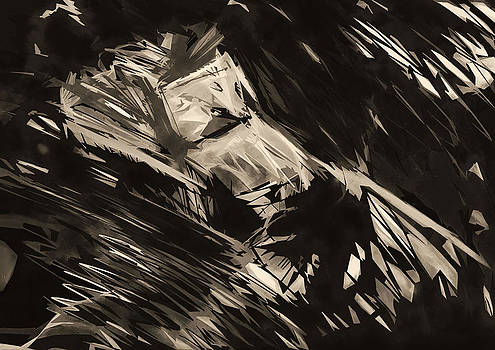 Drive Through The Night by Gustav Boye