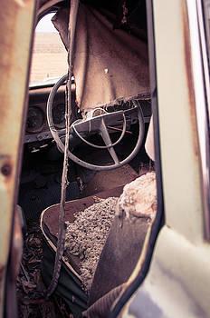 Drivers Seat by Brian Bonham