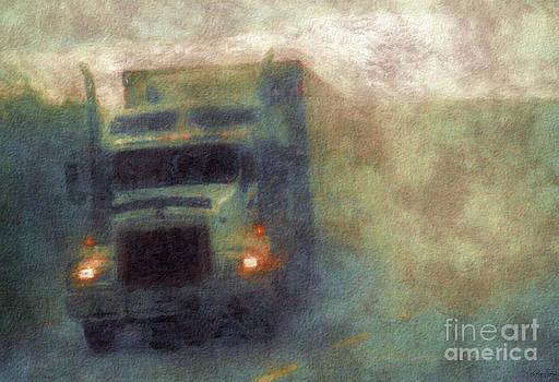 Drivin Rain by Skye Ryan-Evans