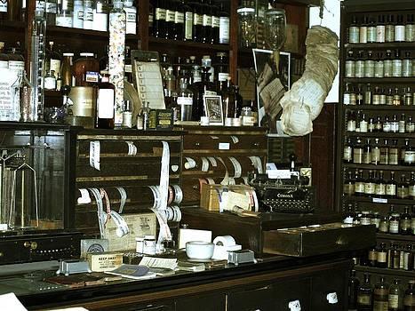 Drug Store by Roseann Errigo