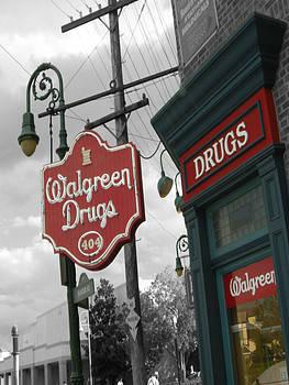 Drugstore by Audrey Venute