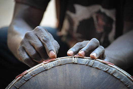 Ronda Broatch - Drum Maker