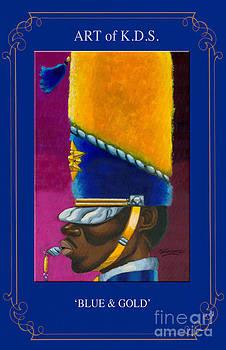 Drumajor Duex by Keith Shepherd