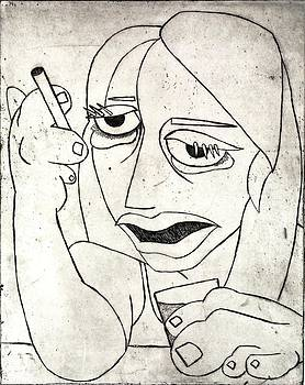 Drunk Girl by Thomas Valentine