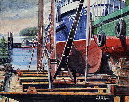 Dry Dock by Bill Hudson