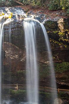 Dry Falls Cascade by Donna Vasquez