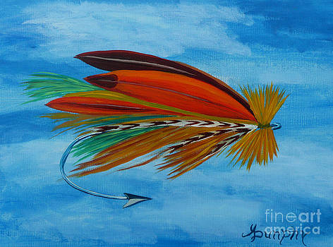 Dry Fly by Anthony Dunphy