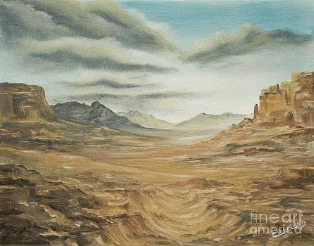 Dry Storm by Cathy Cleveland