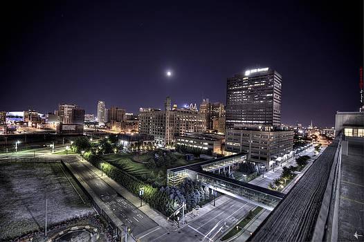 DTE in Detroit by Nicholas  Grunas