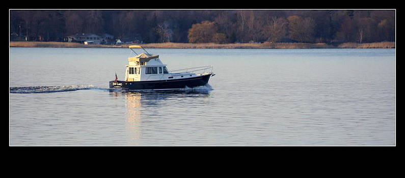 Rosemarie E Seppala - Du Loc Fishing Charter On Muskegon Lake