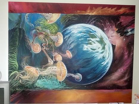 Duality in rebirth by Dan Olszewski