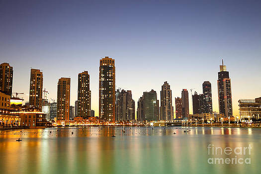 Fototrav Print - Dubai City skyline