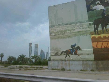 Dubai Mayden by Sueraya Shaheen
