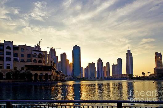 Pravine Chester - Dubai Skyline