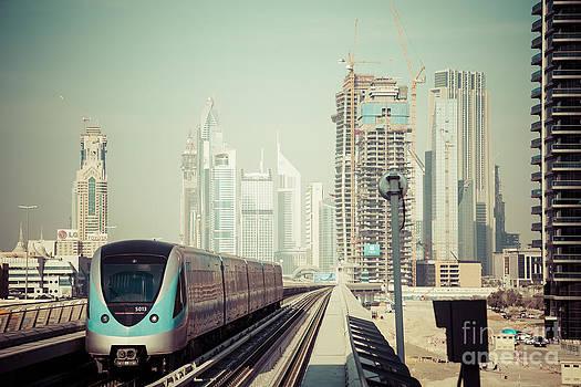 Fototrav Print - Dubai Transportation