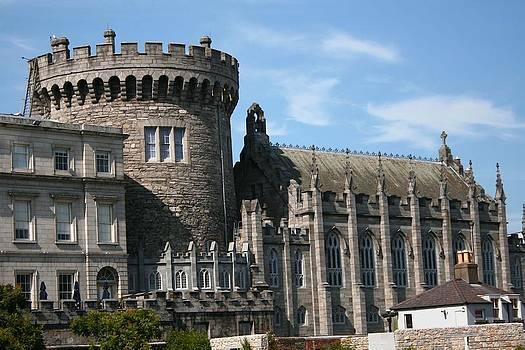 Dublin Castle by Veronica Vandenburg