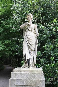 Danielle Groenen - Dublin Statue