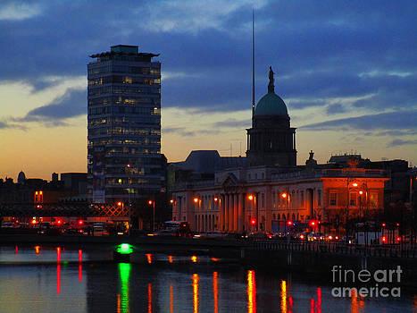 Dublin's Fair City... by Tom Hard