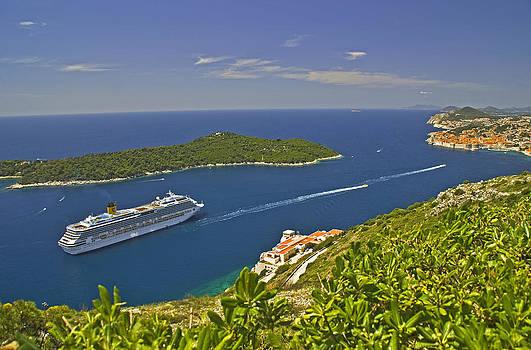 Dennis Cox - Dubrovnik cruise