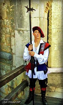 Joan  Minchak - Dubrovnik Guard