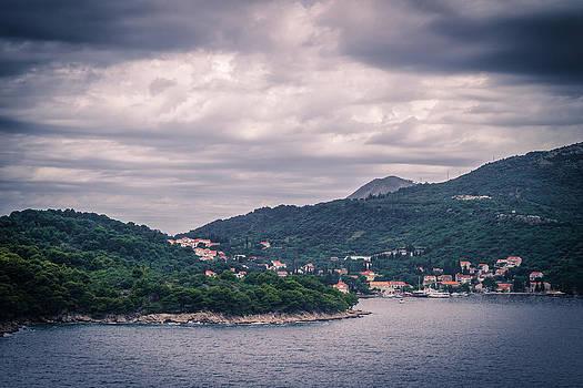 Dubrovnik Landscape by Matti Ollikainen