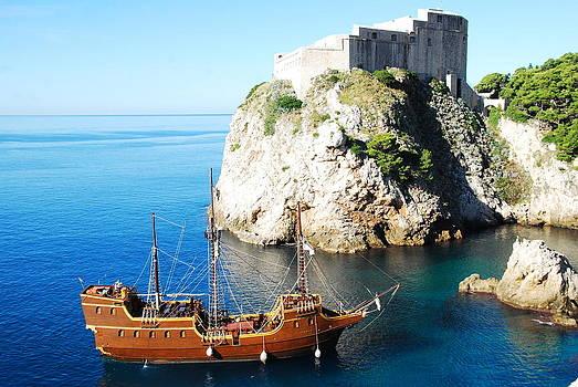 Dubrovnik by Mary Barrett