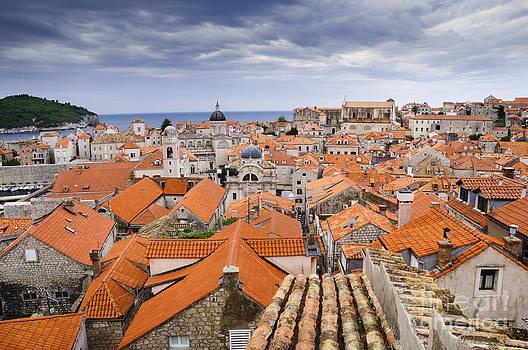 Oscar Gutierrez - Dubrovnik rooftops