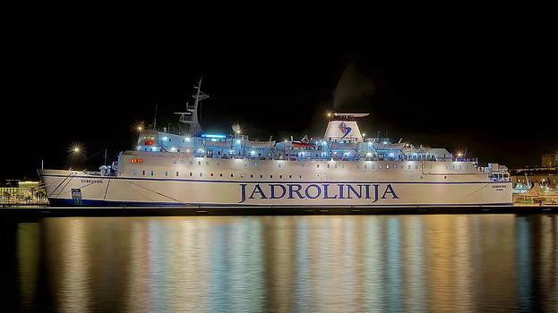 Dubrovnik by Ships in Split