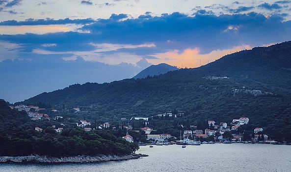 Dubrovnik Sunset II by Matti Ollikainen