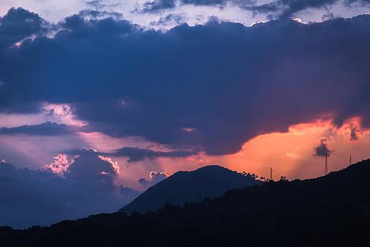 Dubrovnik Sunset by Matti Ollikainen