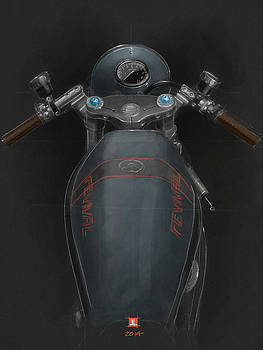 Ducati by Jeremy Lacy