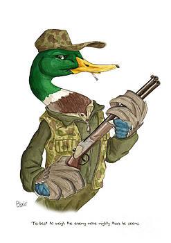 Duck by Blair Bailie