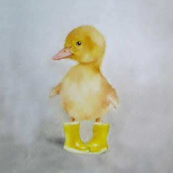 Duck Nursery Art by Junko Van Norman