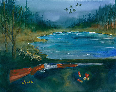 Duck Season by Barb Capeletti