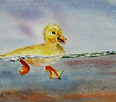 Susan Duxter - Duck to Water