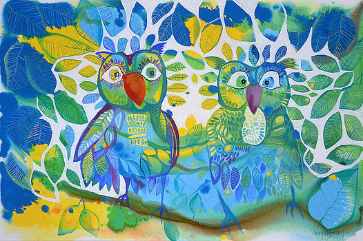 Duet by Yelena Revis