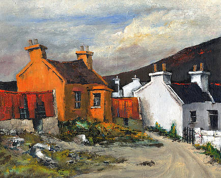 Val Byrne - Dugort Achill Mayo