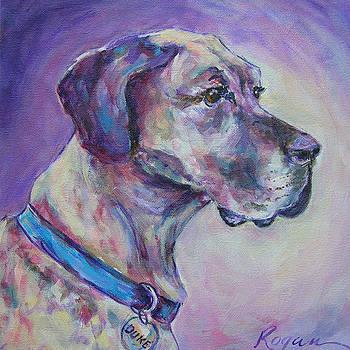 Duke by Judy  Rogan