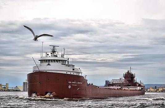 Duluth Harbor by Michelle and John Ressler
